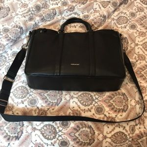 Coach Laptop Crossbody Bag